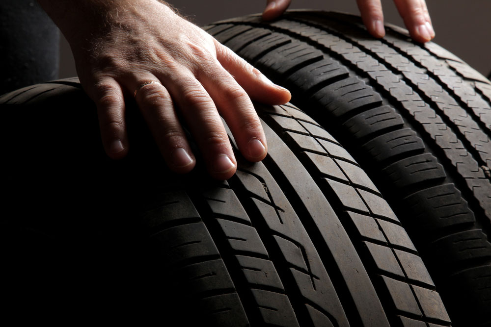 Selecting your Car Tyres